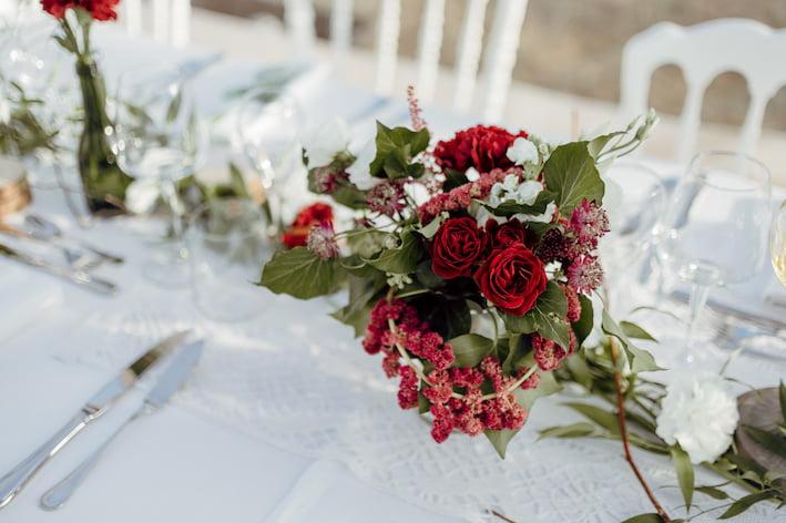 Quelles fleurs utiliser pour la décoration de son mariage ?
