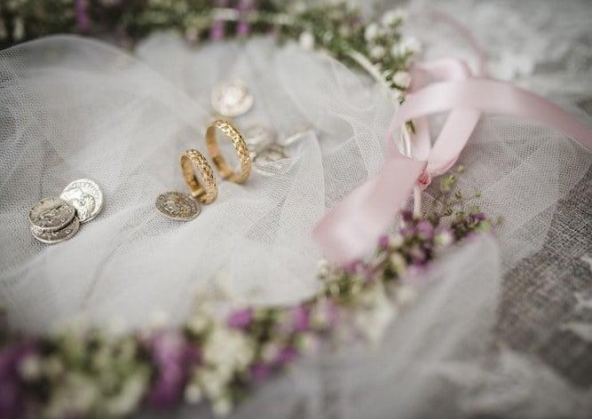 L'Anneau, symbole du mariage