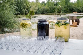 wedding planner à Dijon - cocktail