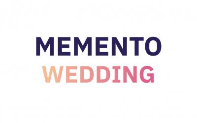 Memento wedding