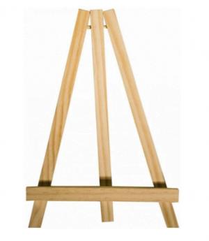 chevalet de table en bois en location